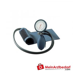The Boso Clinicus 2 adult blood pressure monitor has a legible scale.
