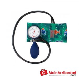 The Boso Clinicus 2 blood pressure monitor for children has a readable scale.