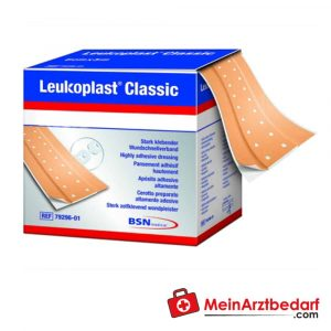 The Leukoplast Classic 5m wound quick bandage is a good choice for minor cuts.