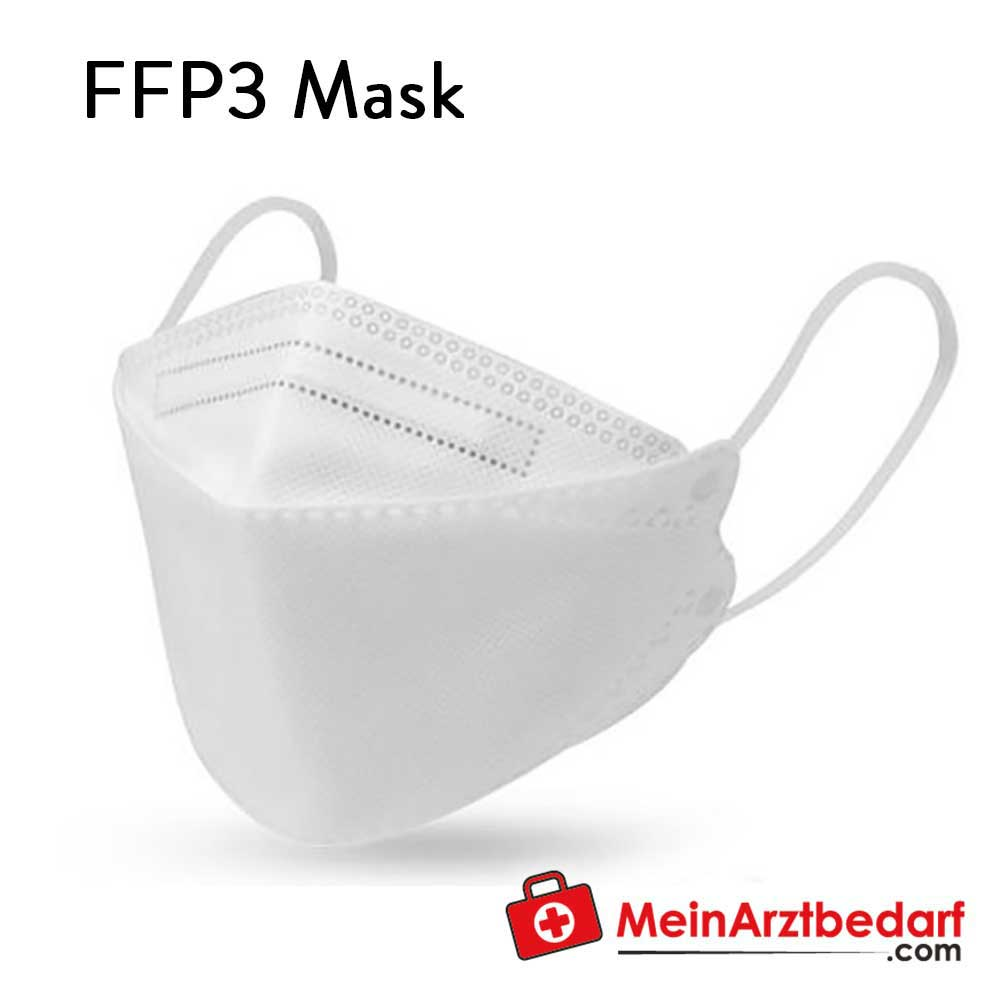 Respiratory mask FFP3 - Protective mask against viruses ...