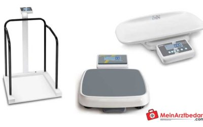 Medical personal and baby scales from KERN – Now on offer!